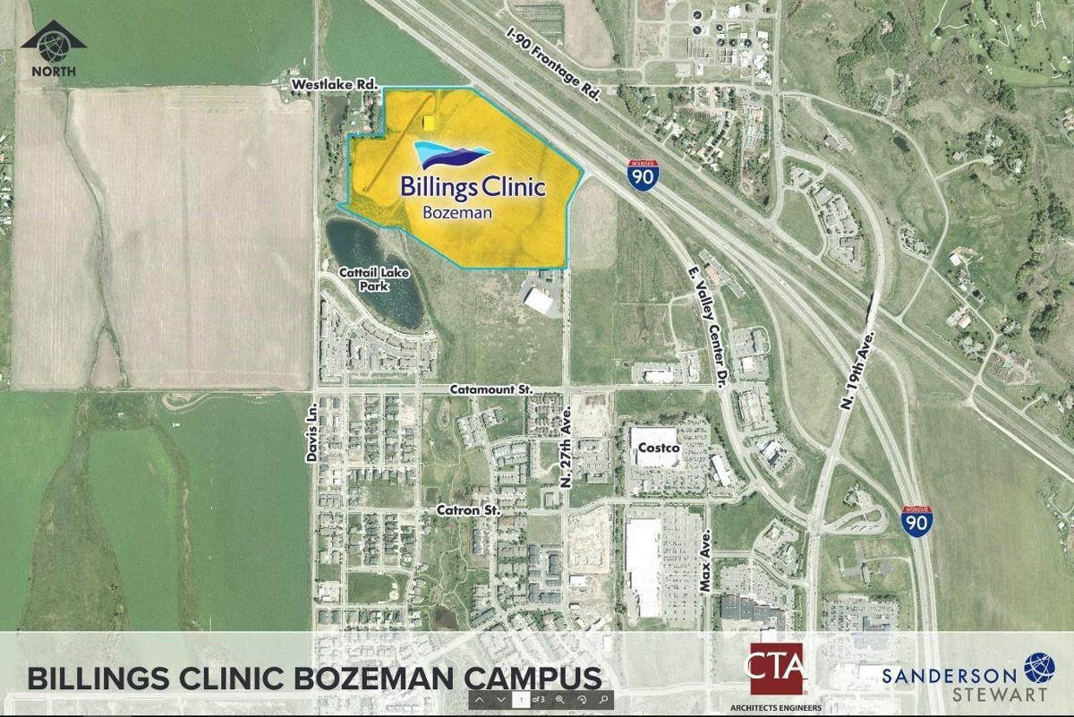 Billings Clinic ambulatory center in Bozeman