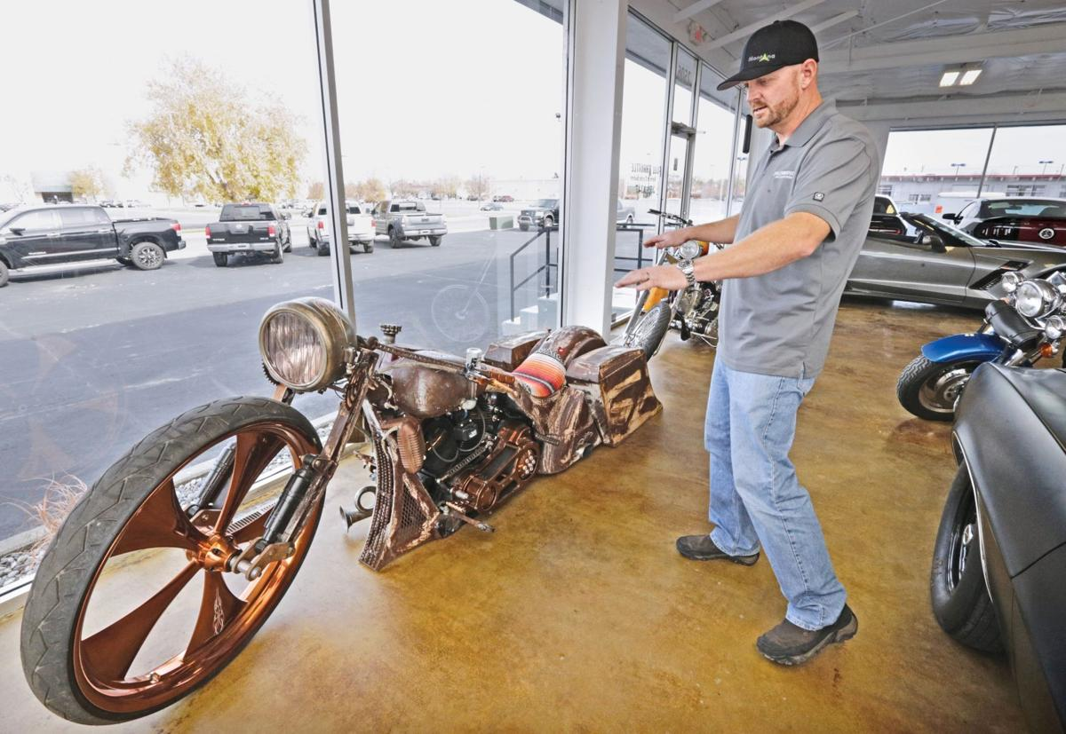 full throttle auto now has more room to show off classic vehicles