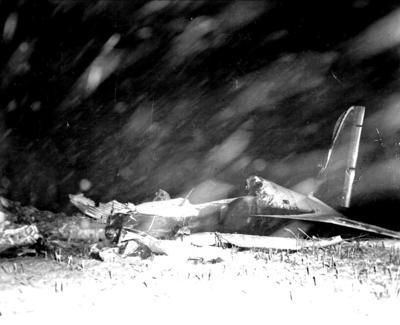 1945 Billings Army transport plane crash