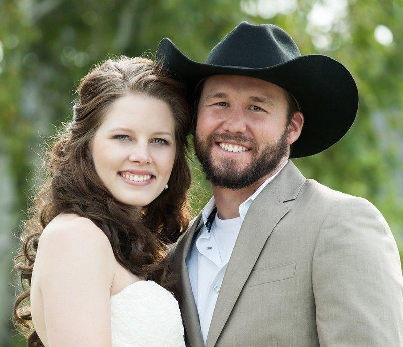 Rebekka and Matthew Starr