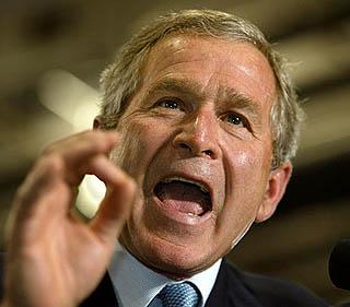Bush lobbies hard for tax cut proposal