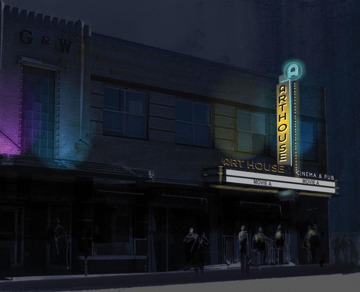 Art House Cinema and Pub
