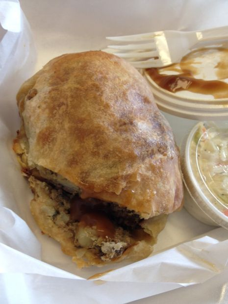 Good Eats: Pasties at Pug Mahon's