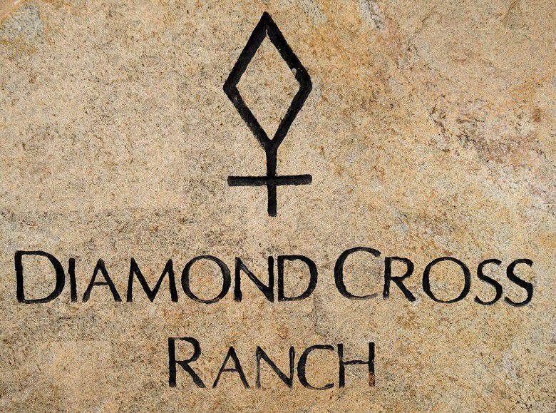 Diamond Cross Ranch stone
