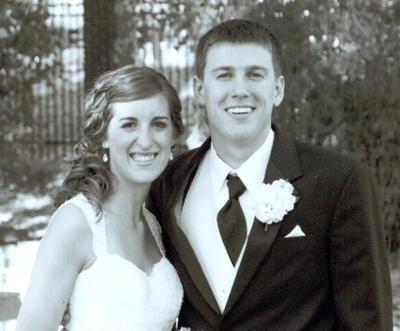 Katelyn and Eric Karls