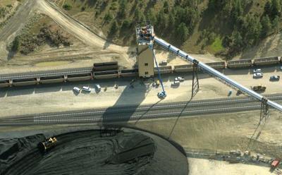 Bull Mountain Mine