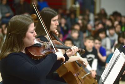 Symphony members