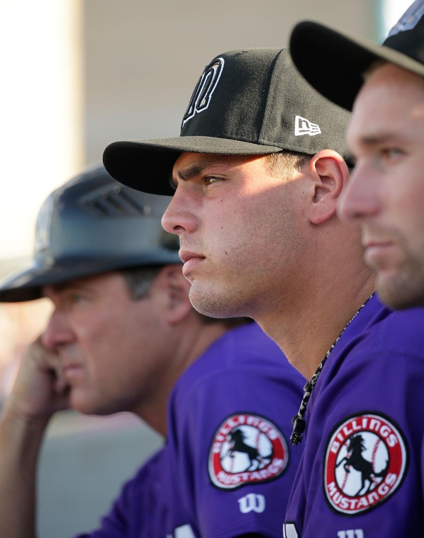 Mustangs' Pitcher Tanner Rainey