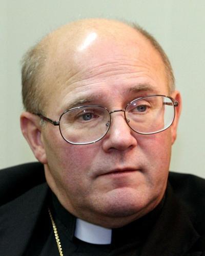 Bishop Michael Warfel