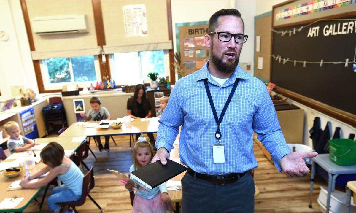 Head Start director