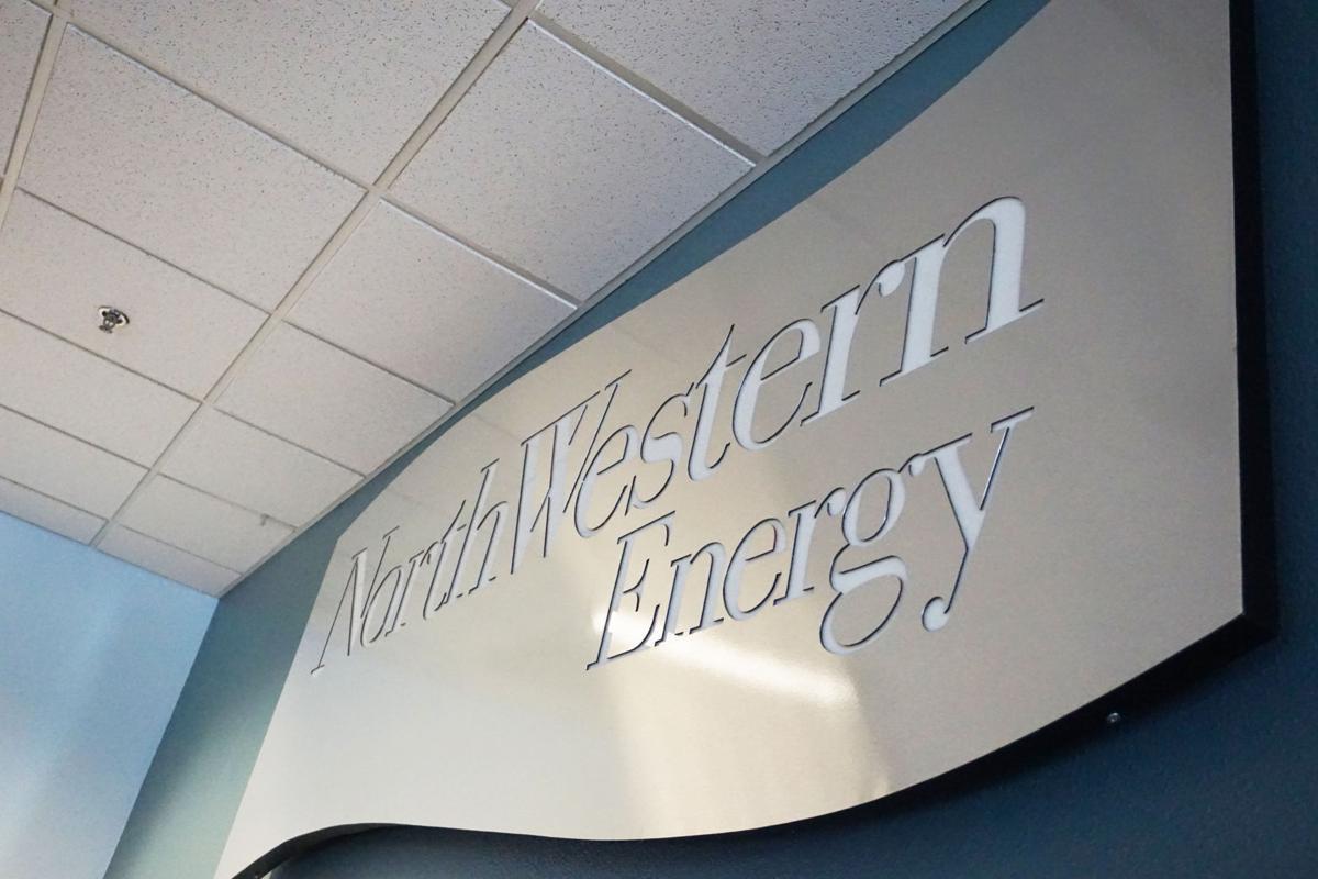 NorthWestern Energy sign