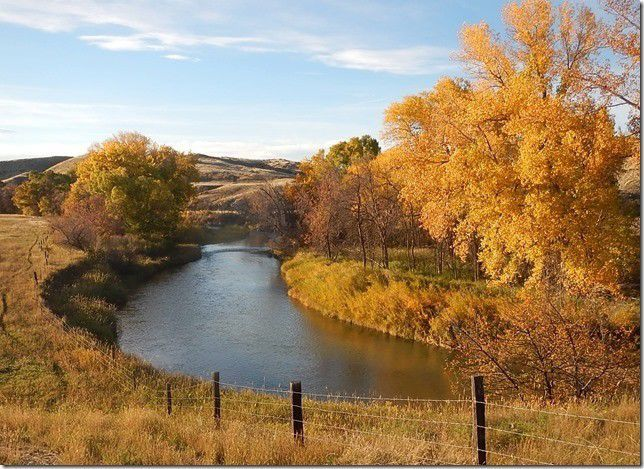 Fall paints Wyoming landscape in vibrant colors | Outdoors ...