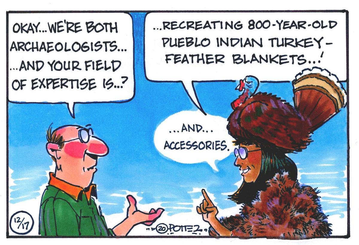 Turkey accessorizing