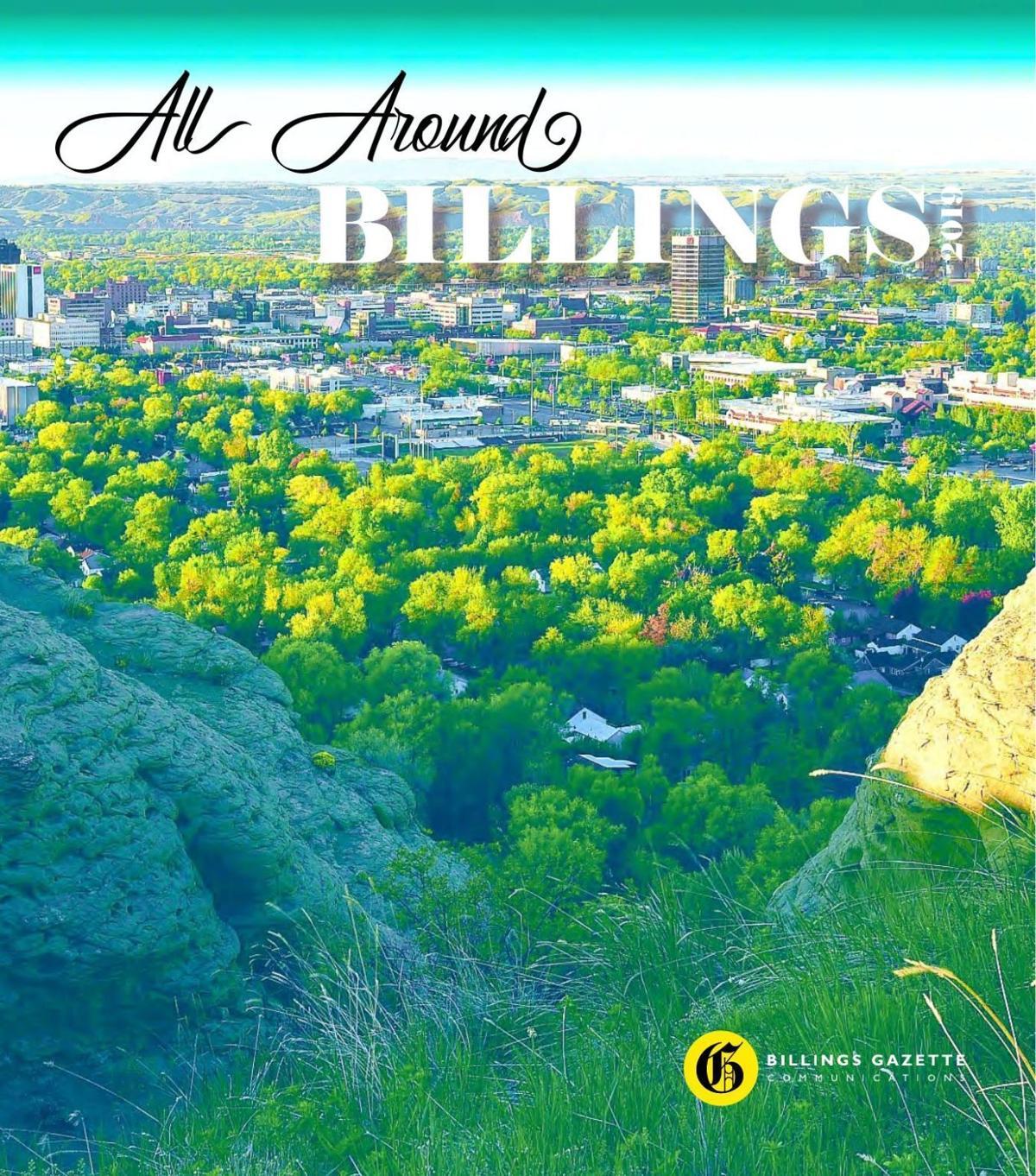 All Around Billings 2019