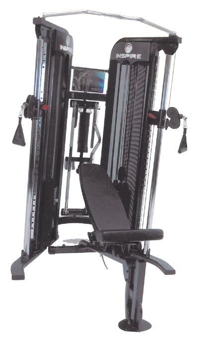 B-Fit for Life Home Gym pic