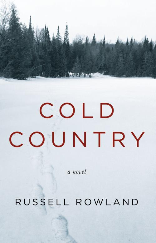 Cover of Cold Country by Russell Rowland