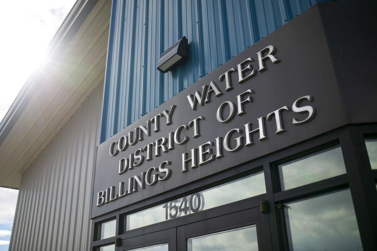 County Water District of Billings Heights