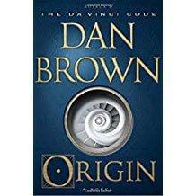 """Origin"" by Dan Brown, publicity photo"