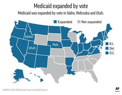 MEDICAID EXPANSION STATES