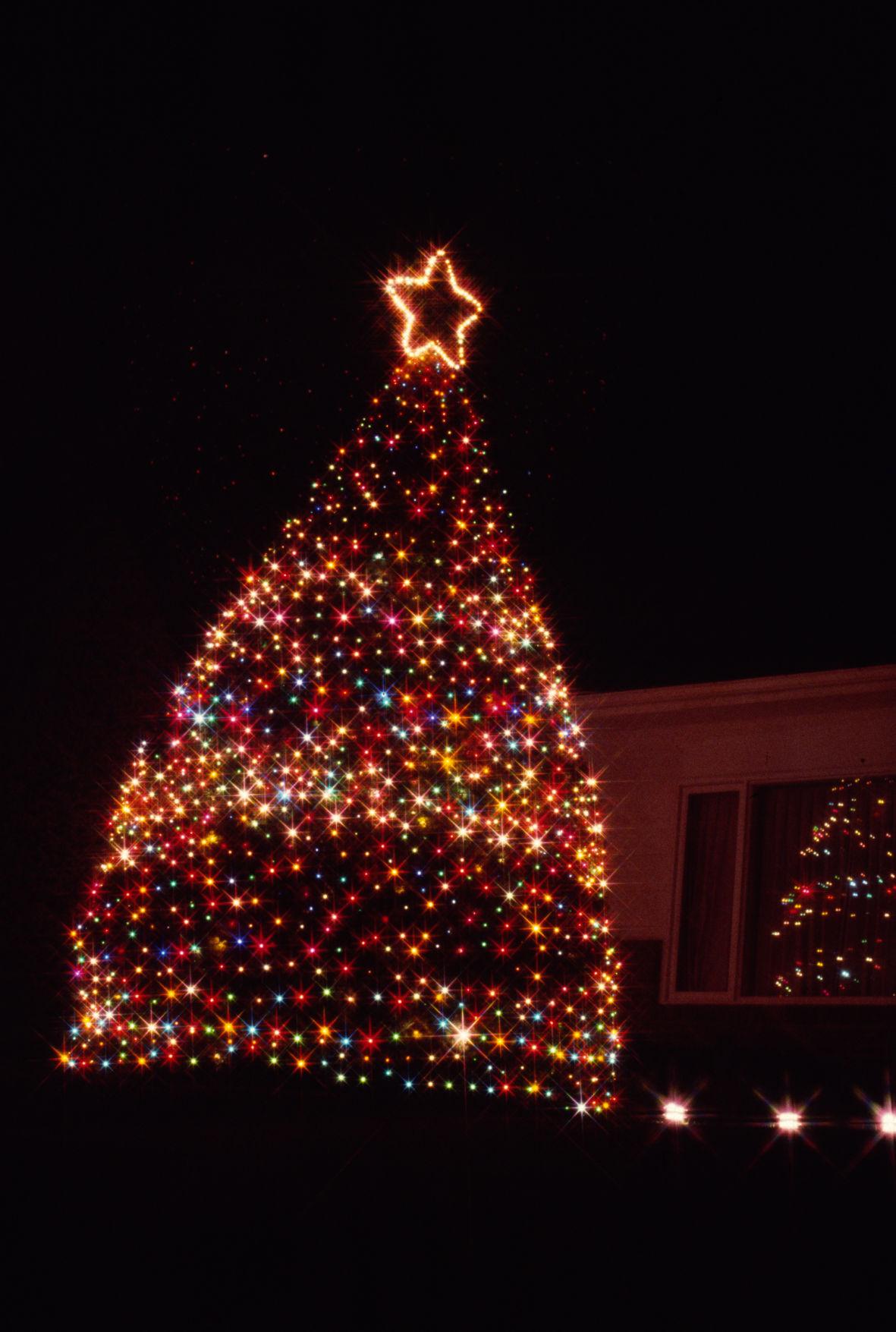 Ghosts of Billings Christmas lights past   Local   billingsgazette.com
