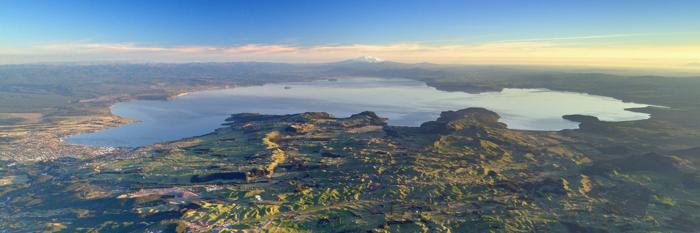 Caldera chronicles: Yellowstone's sibling in the southern hemisphere: Taupō, New Zealand