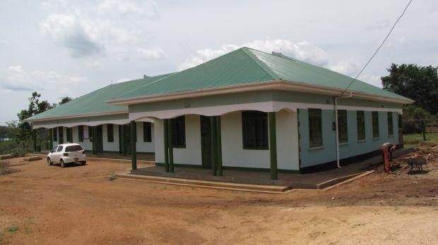 The new Tender Mercies orphanage