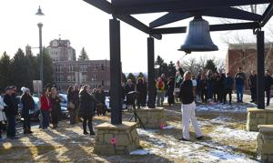 Photo: Martin Luther King ceremony at MSU Billings