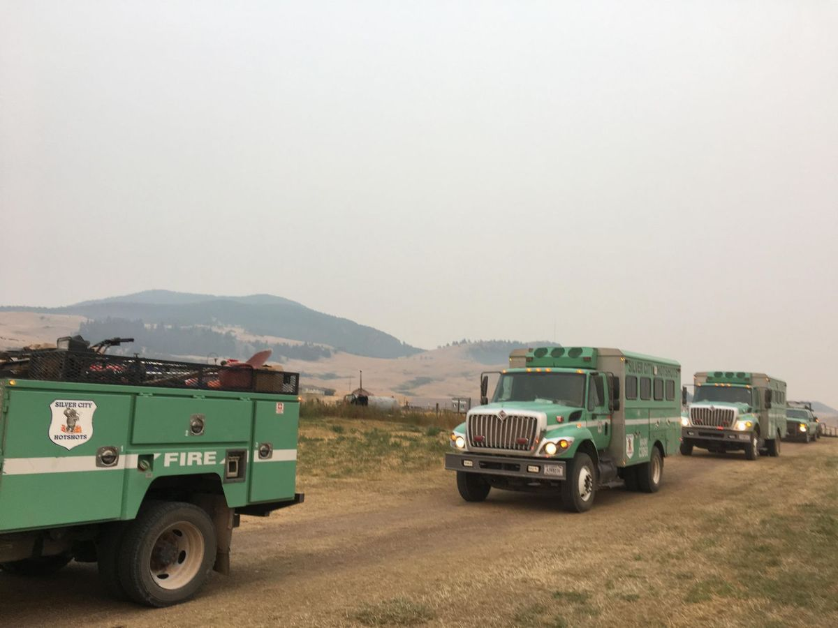 Gov. Brown Presses Federal Authorities For Resources, As Oregon Wildfires Grow