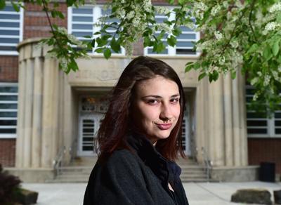 Chanel Broeke at Senior High