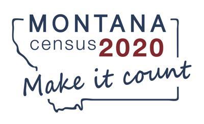 Montana Census logo