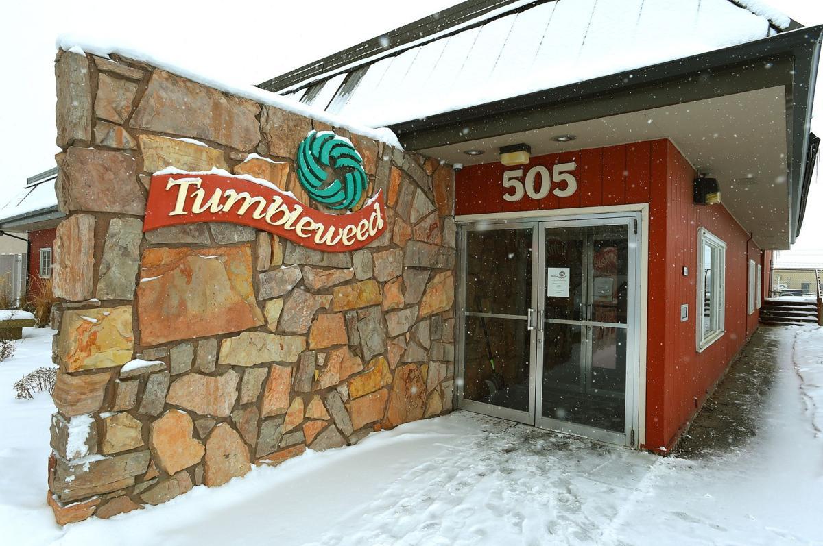 Tumbleweed offices