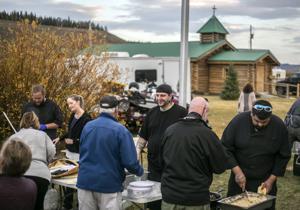 Jackson restaurateur feeds Roosevelt fire evacuees