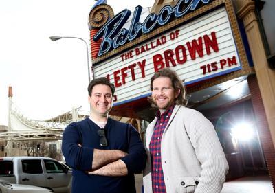 Brian Murnion and Matt Blakeslee