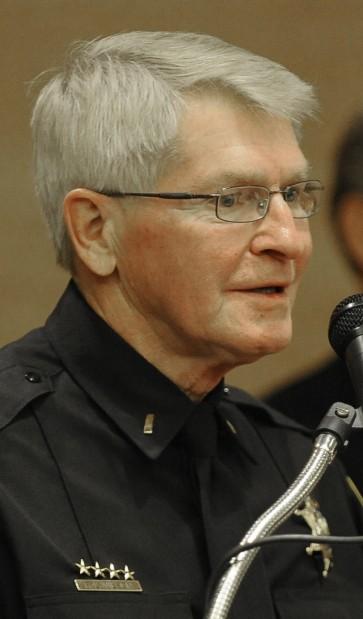 Yellowstone County Sheriff's Lt. Ron Wilson