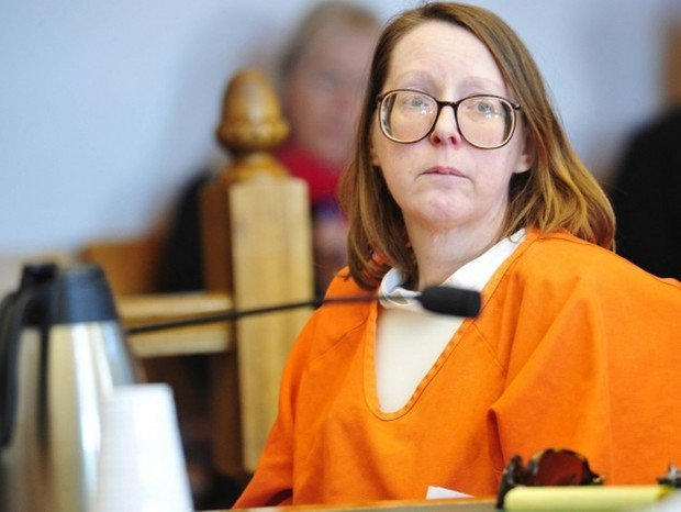 Michelle Gable in court