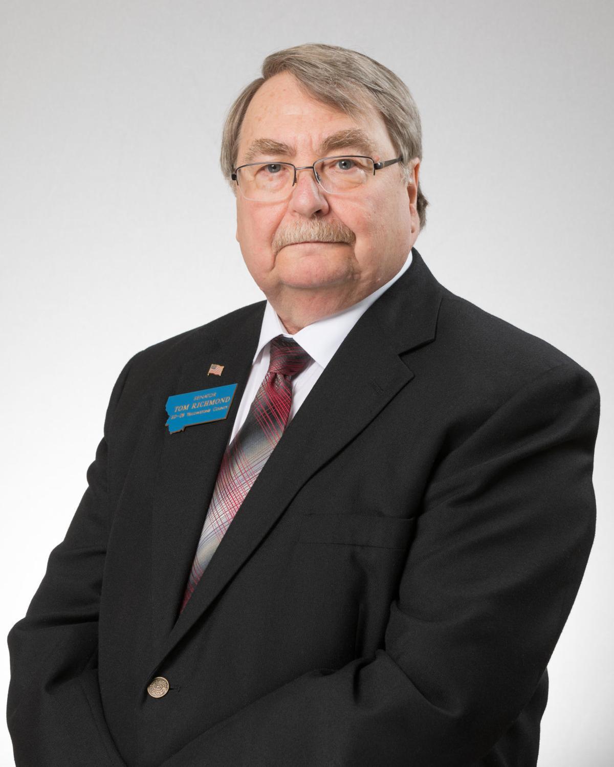 Sen. Tom Richmond (R-Billings)