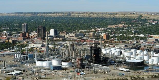 ConocoPhillips Refinery