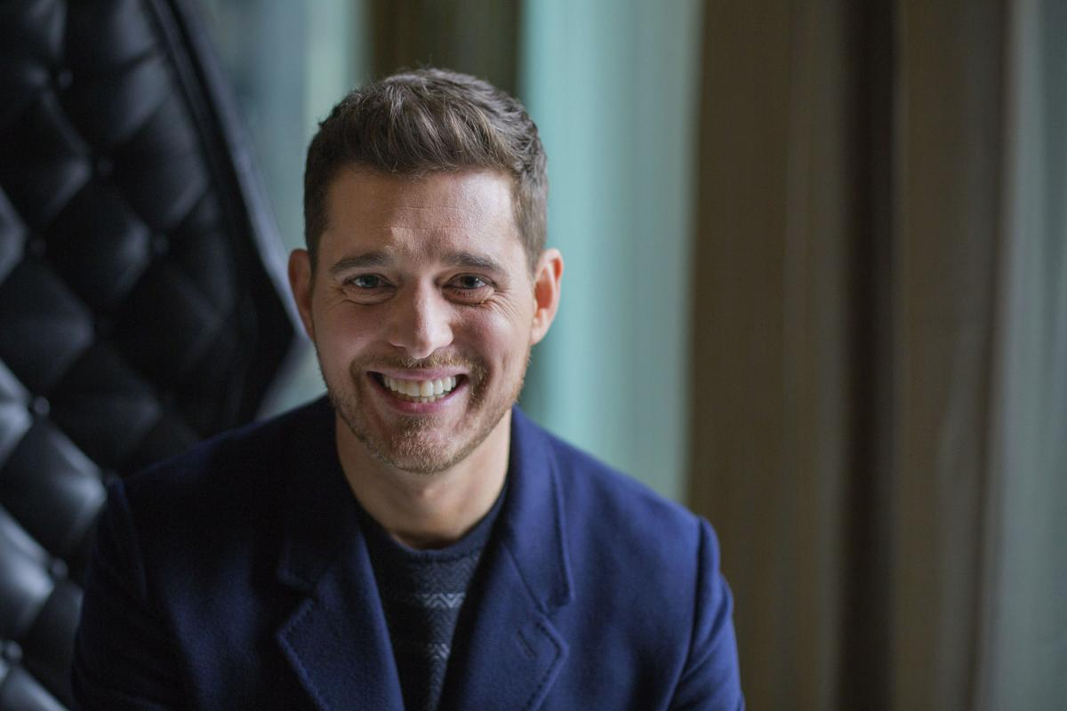 Not Real News Michael Buble
