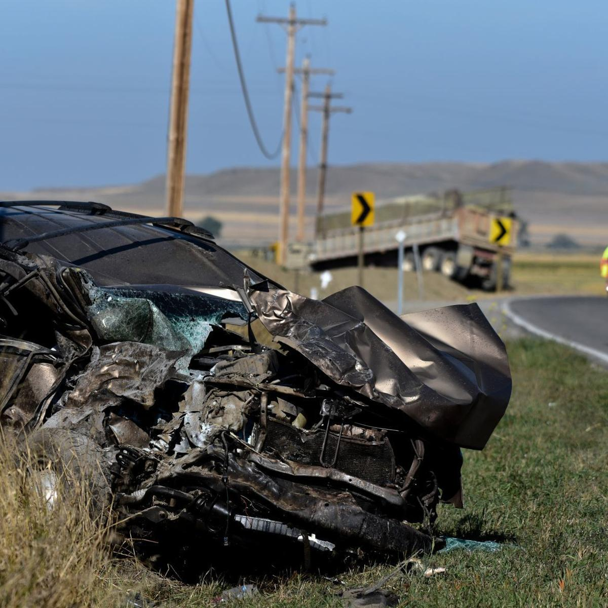 Teen seriously injured Saturday in head-on collision on Old