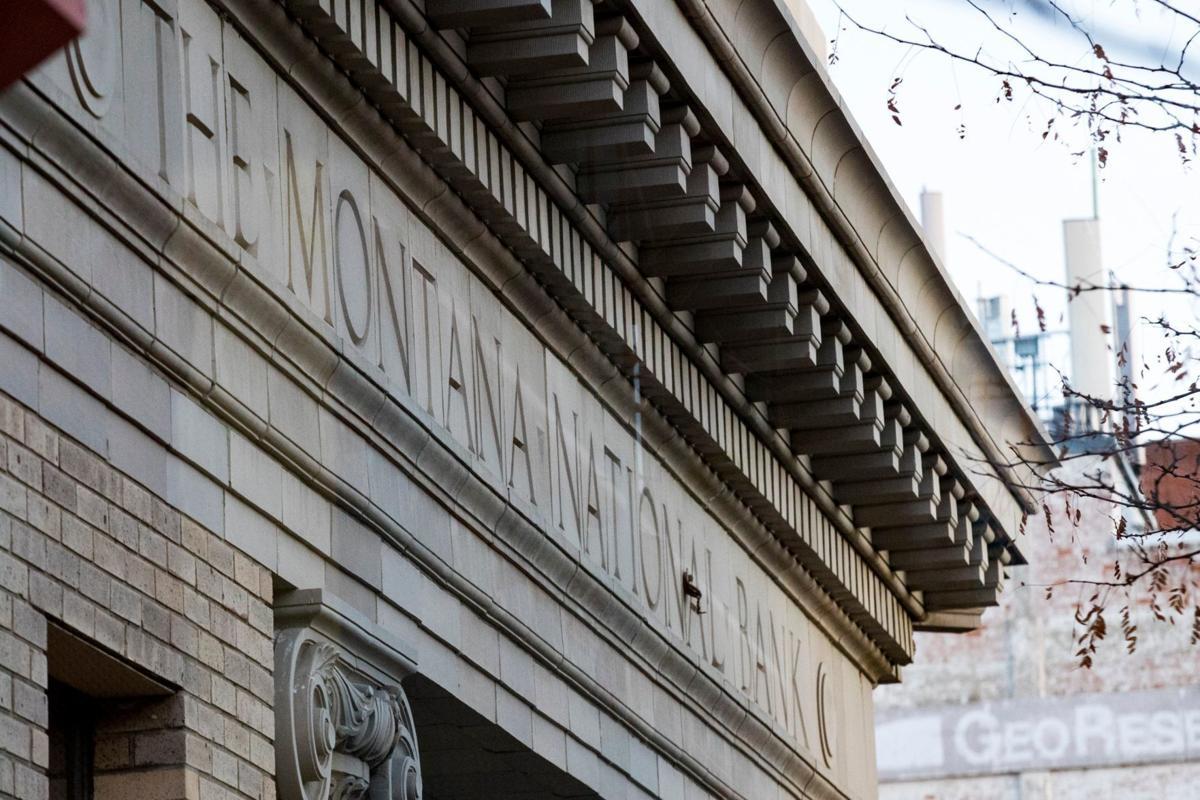 Montana National Bank building