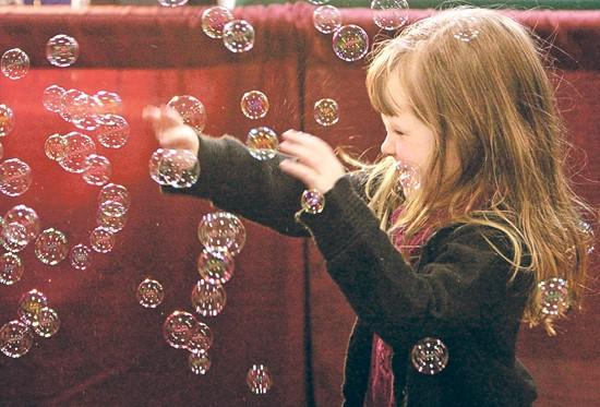 Variety draws thousands to annual gift fest
