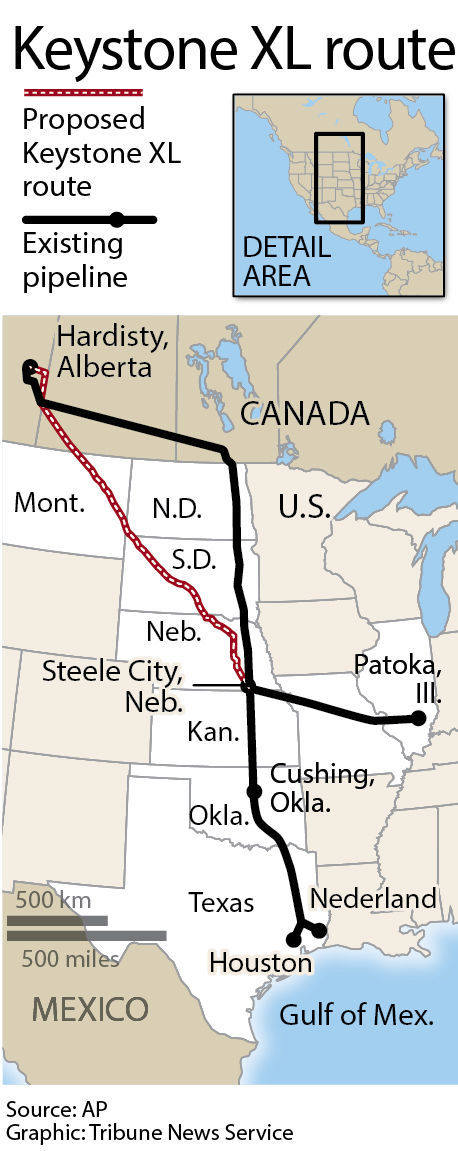 Keystone XL developer, and Trump, committed to pipeline ...