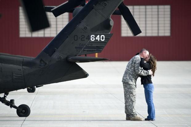Guard deployment to Kuwait