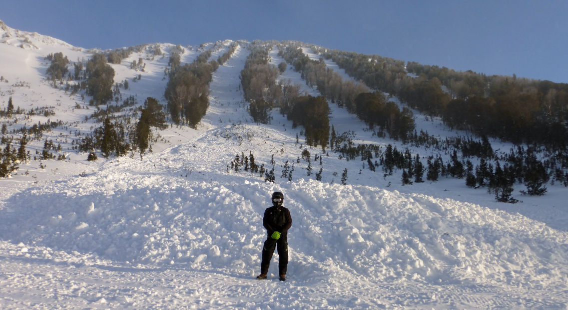 Montana slide