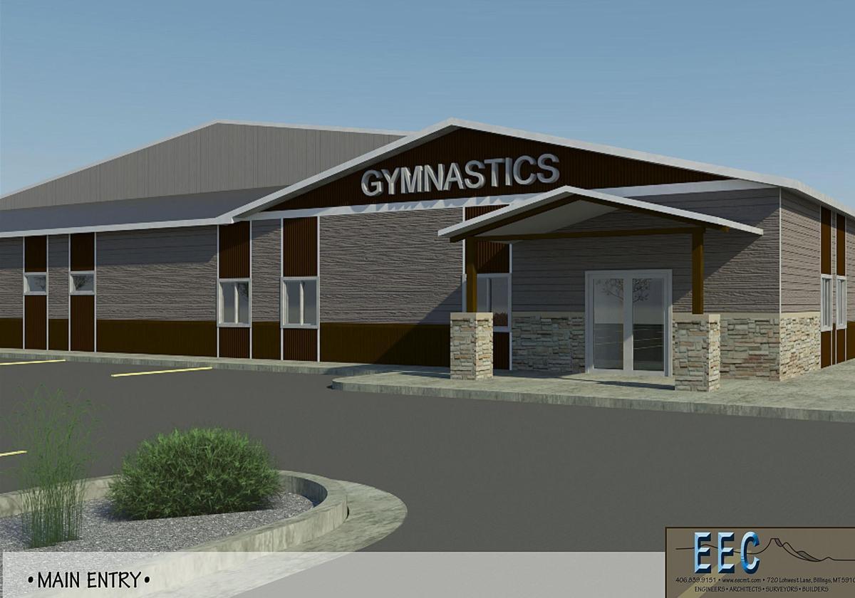 Gymnastics facility
