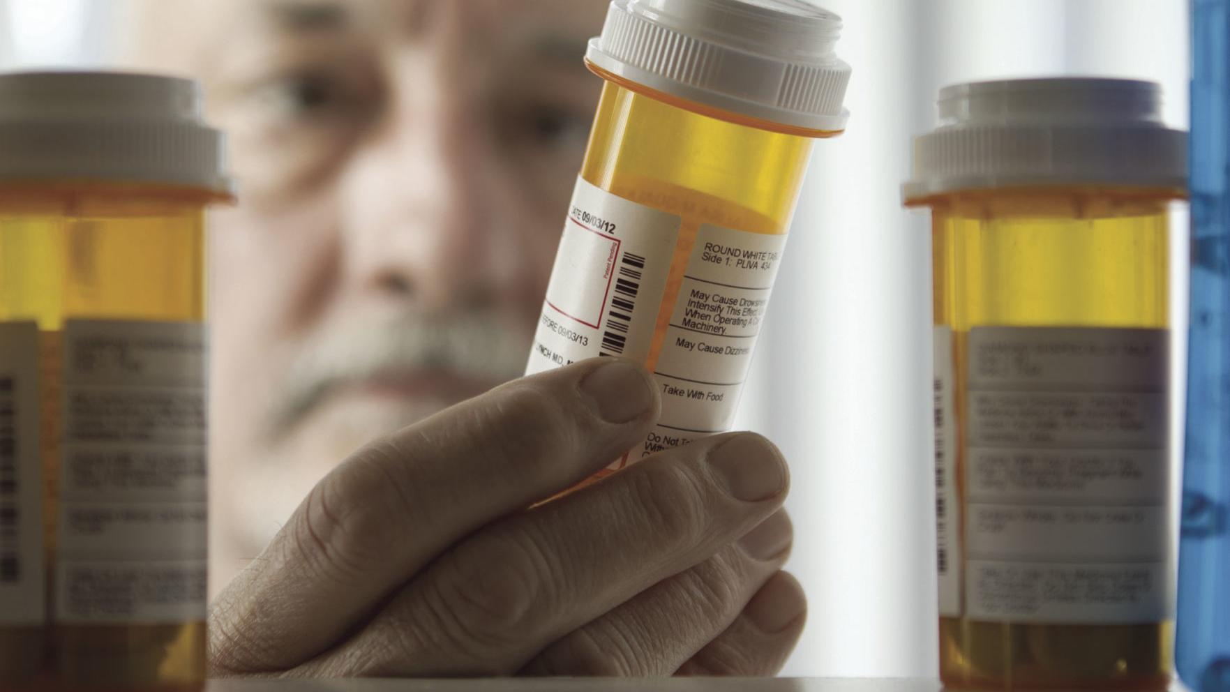 Audit report raises concerns with effectiveness of prescription drug registry