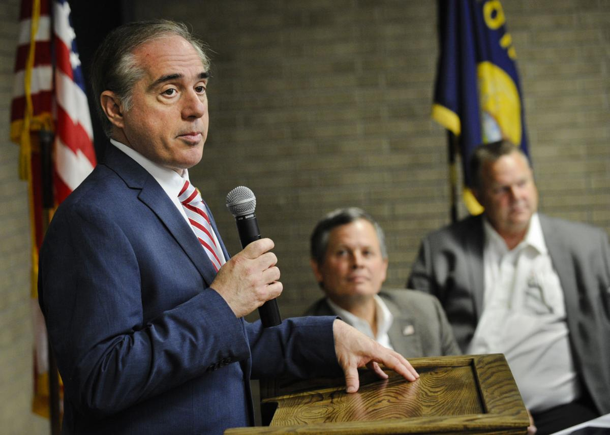 VA Secretary David Shulkin in Helena