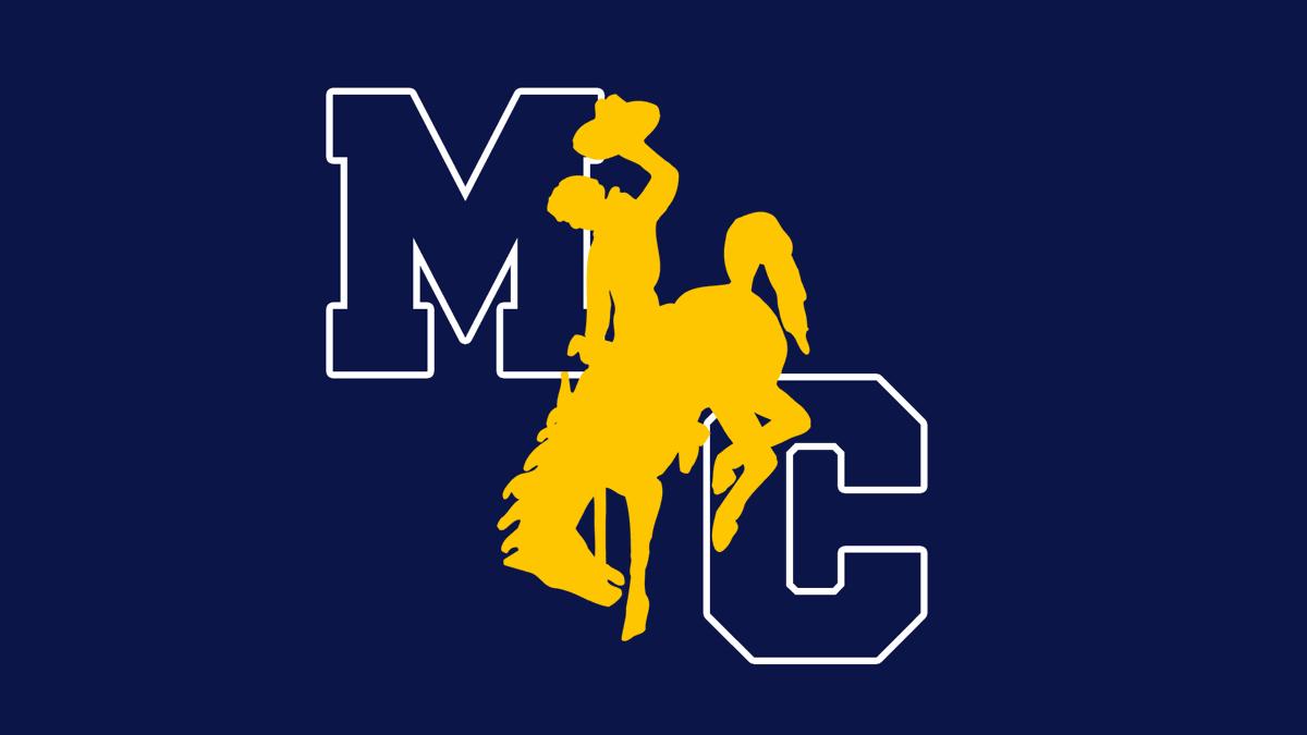 Miles City (Custer County) Cowboys logo
