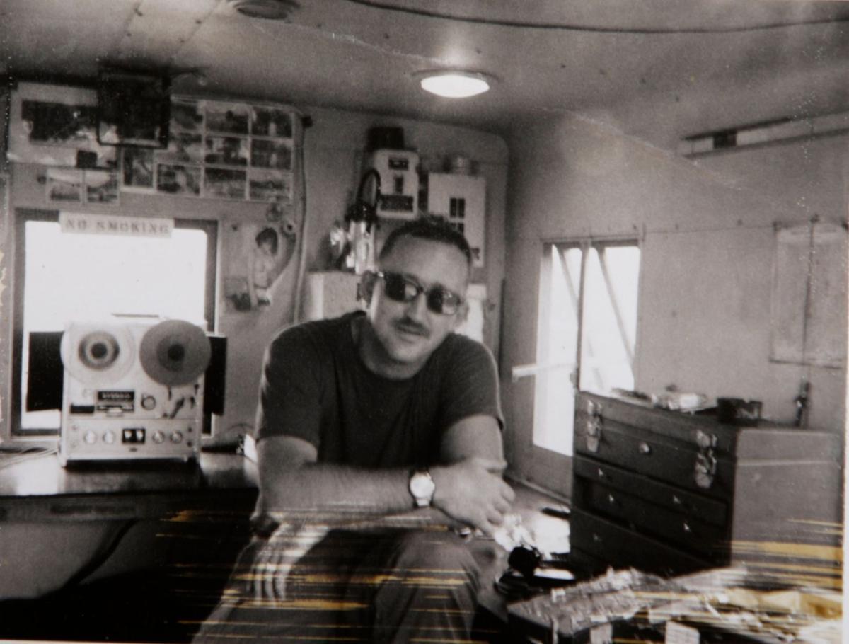 Vietnam veteran Jerry Bauck
