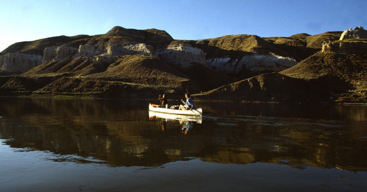 Missouri River rediscover